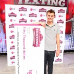 Austin Wierschke vincitore U.S. Text Messaging Championship