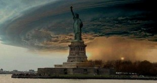 New York City Uragano Sandy