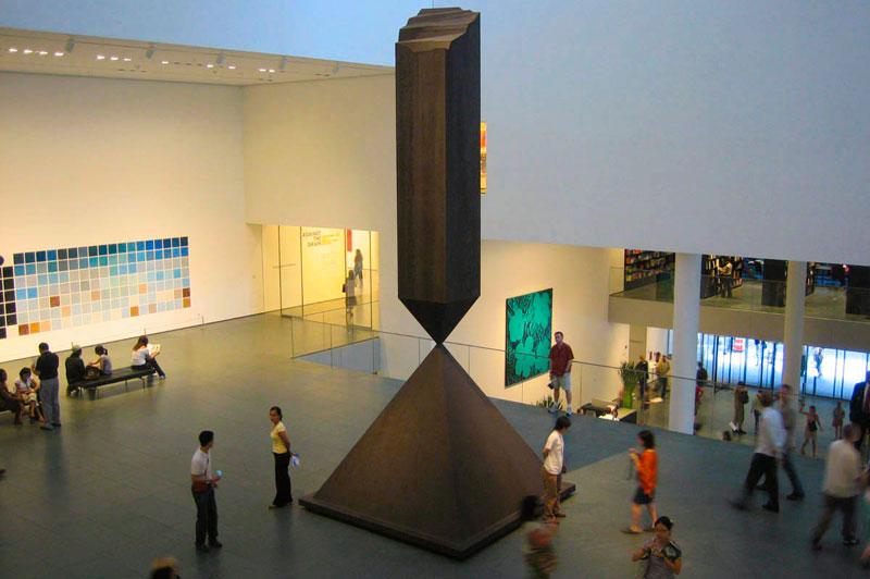 museum of modern art in new