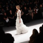 New York Fashion Week 2013 - Vestito bianco