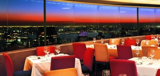 The View Restaurant New York