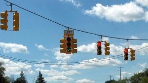 USA traffic lights
