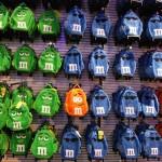 M&M's World New York Mini Trolley