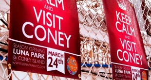 Coney Island Brooklyn Sign