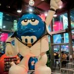 M&M's World New York Tony Manero