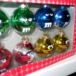M&M's palline di Natale