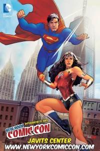 New York Comic Con Poster