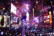 Times Square New Year Eve 2013