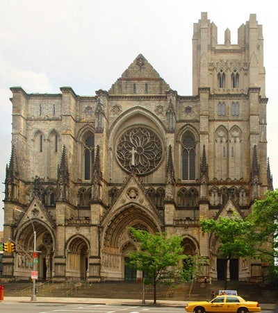 Cathedral Church of St John the Divine