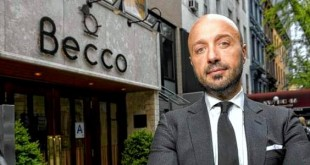 "Joe Bastianich: cucina italiana ""Made in USA"""