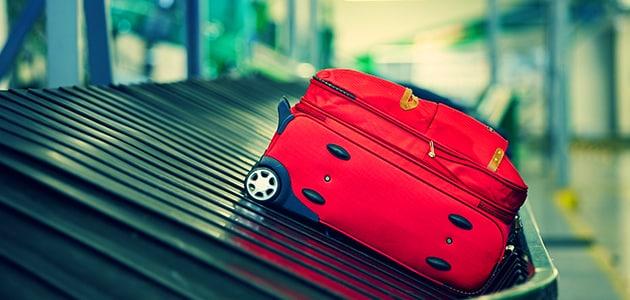 Cosa succede all'arrivo a New York di corsa a prendere i bagagli