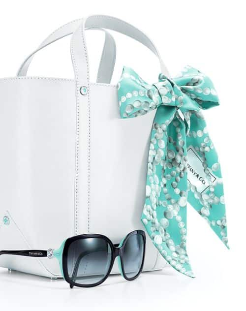 Tiffany & Co. Bag and Sunglasses