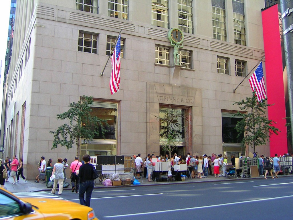 Tiffany & Co. Store
