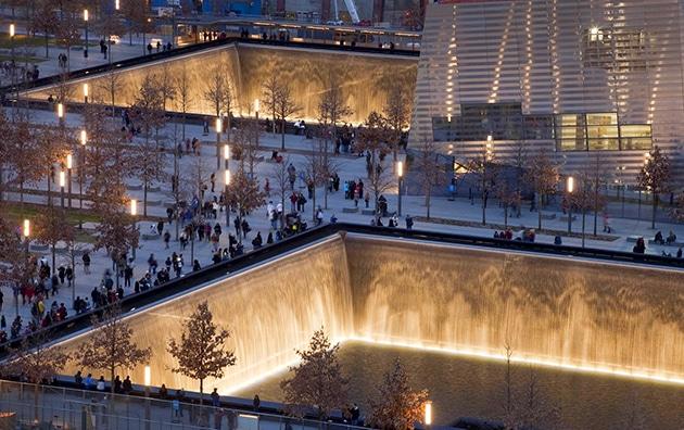 Memorial Pools