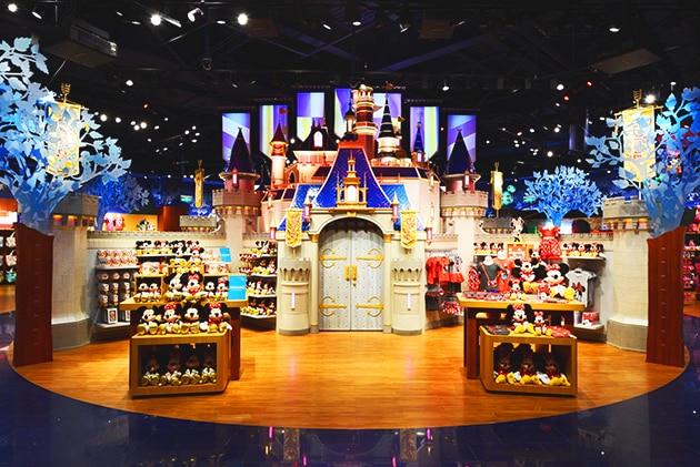 Disney Store Castello
