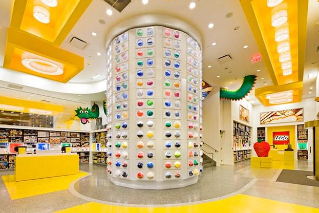 Lego Design Store