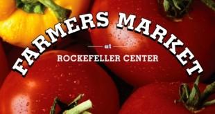 Farmers Market al Rockefeller Center