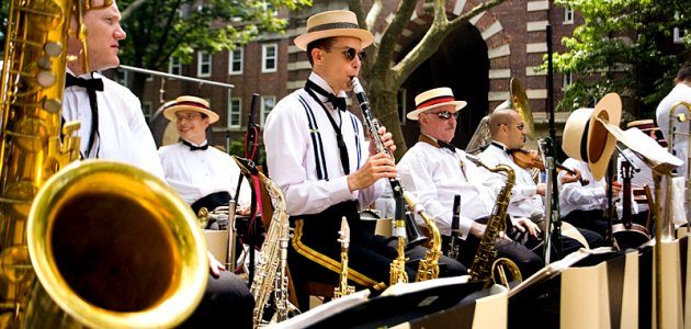Jazz Age at Governors Island