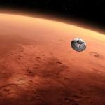 Curiosity atterra su Marte