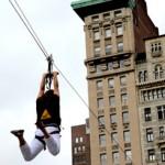 New York Summer Streets Zip Line