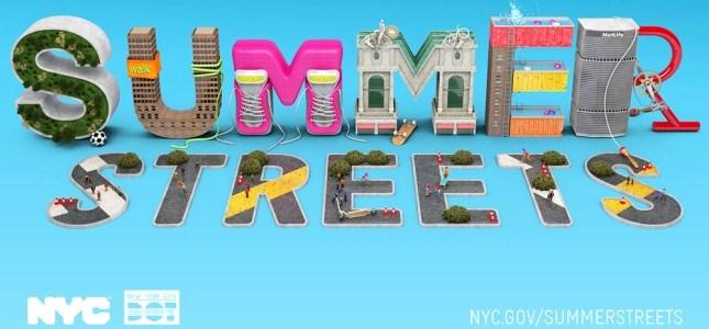 New York Summer Streets 2012