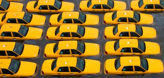 New York dopo l'uragano Sandy