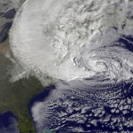 New York City Uragano Sandy 1