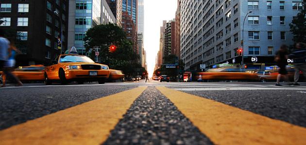 Come funzionano le strade di Manhattan?