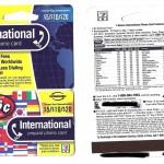 7-Eleven International Prepaid Phone Card