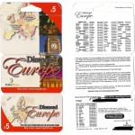 Diamond Europe by DollarPhone