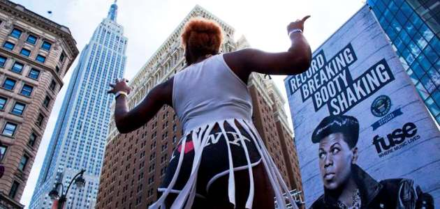 New York Twerking