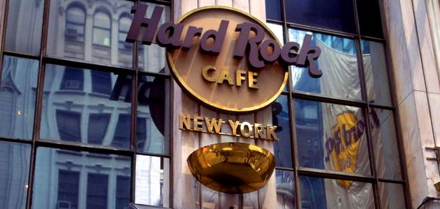 Hard Rock Cafe di New York