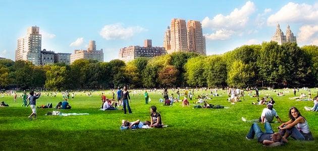 Central Park tra natura, sport e cultura