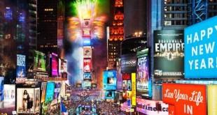 2016: Capodanno a Times Square
