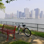Governors Island Cycling